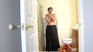 Indian Tamil maid gets caught stealing with Eng subs hornylily 1080p(1)