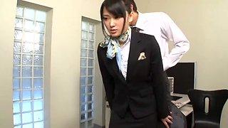 Japanese Nana Usami Using Dildos On Fellows