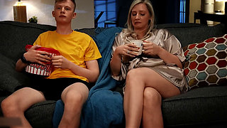 Charlotte Rayn Movie Night