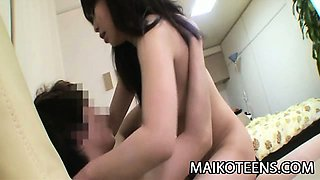 Masako Kosaka - Hairy Pussy Teen Nippon Filled With Sperm