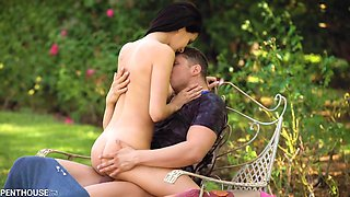 Camping Romantic Story With Nikki Fox