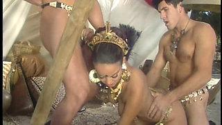 Tatianna Threesome Fun