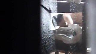 Sneak shot cam straight guy fucking in his house 1~MANIAC撮盗SPY CAM