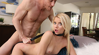 Riley Star in Fuck-punished by horny stepdad