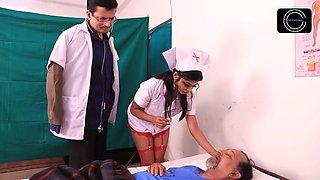 Enfermeira indiana