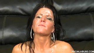 Facial Abuse - Kendra Secrets