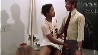 Vintage: School Sex Lesson
