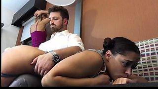 Kenzie spanking