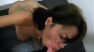 Wild asian girl gets an unwanted creampie from a party guy and slaps him