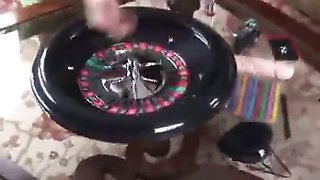 Spic Roulette night sex party with Tanner & Alexis Capri