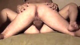 Fucking Her Ass Until She Cums Hard