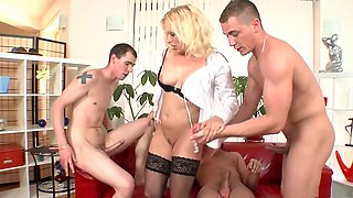 Fabulous pornstar in hottest anal, blonde sex video