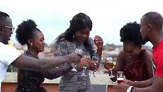 African crazy birthday