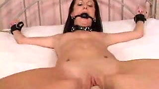 bondage and fucking machines (hailey ) -10