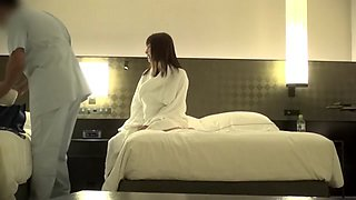 Best Japanese slut in Hottest Hidden Cam, Massage JAV movie