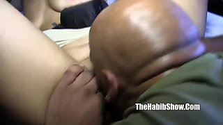 ms. natural mixed puerto rican gangbanged bitch luvs dick
