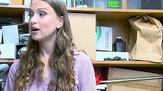 ShopLyfter - Cute Teen Caught Stealing Vibrators