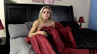 Spying On My Slutty Sister Then Having My Way With Her - Jessa Rhodes