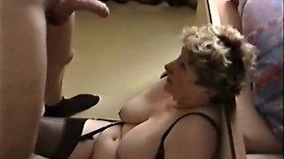Crazy homemade Grannies, Big Tits xxx video