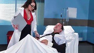 Sex Adventures Between Doctor And Beauty Sluty Patient (Juelz Ventura) video-24