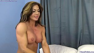 Sleeps with hot stepmom turns into sex