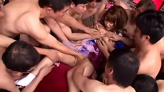 Amazing Japanese girl Nozomi Natsuki, Kokomi Sakura in Hottest Cumshots, Facial JAV clip