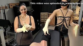 Crazy Amateur clip with Threesome, Fetish scenes