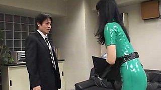 Japanese mistresses Hatori Sumika & Toake Tsubaki