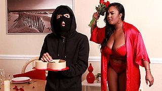 Layton Benton & Ricky Spanish in Valentines Day Whorerror Story - BRAZZERS