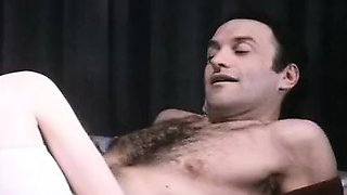 Tanya Lawson, Robert Kerman in retro porn video of a cute