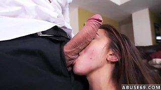 Punished by her master xxx Babysitters enjoy rock hard cock