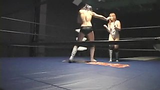 mixed sex wrestling BPI-01