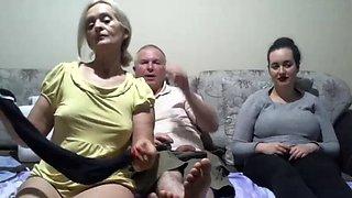 Family webcam
