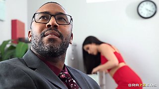 unexpected sex in the office