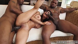 White girl muslim immigrant cock first time My Big Black Threesome