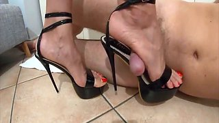 High Heels, Stiletto Shoejob