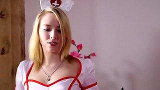 Trillium Smoking Hot Nurse