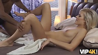 VIP4K. Virgin boy shoves his BBC deep inside the tight hole of tourists