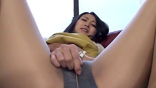 Fabulous Japanese chick Risa Murakami in Exotic Masturbation/Onanii, Fetish JAV video