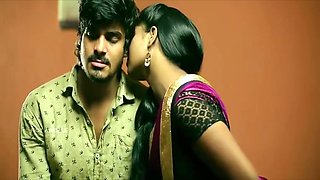 Desi Mallu Couple Hot Romance