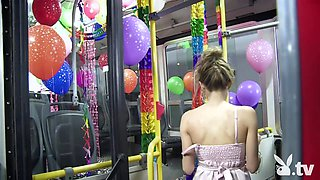 Glitter Party In The Bus @ Season 2 Ep. 9