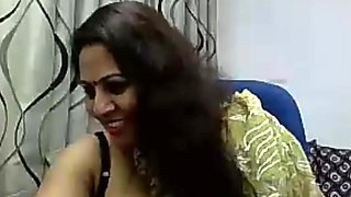 Indian Anarkali BBW Aunty