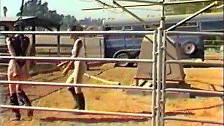 Pony Girl At The Ranch