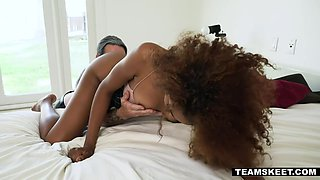 Step siblings sex compilation video featuring popular adult models