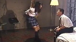 japanese schoolgirl bondage3