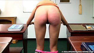 MONICA Paddled in the Classroom