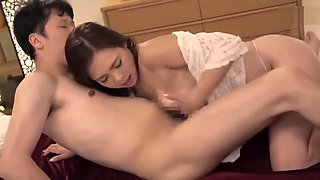 JUL-030Sex Friend To Her Home For Some Serious Creampie Sex. -My Eldest Son