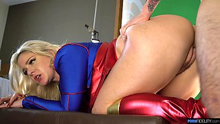19 yo boy loses his virginity with engaged milf Lisey Sweet