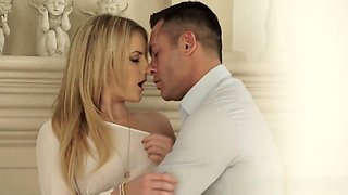 Classy Eurobabe Pounded In Romantic Action