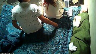 Chinese escort hidden cam